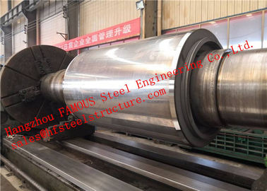 China Stainless Water Proof Forged Steel Rolls For Hot - Rolling Mills , High Wear Resistance factory