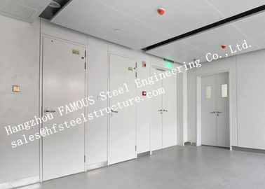 China Wide Range Color And Style Surface Finisded Fire Rated Doors For Storage Room factory