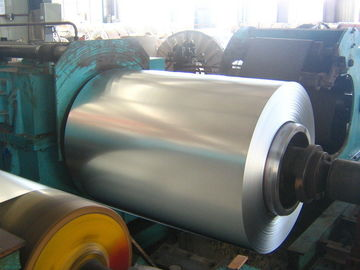 China Bright Surface Galvanized Steel Coil Corrosion Resistance With Z60 - Z180 factory