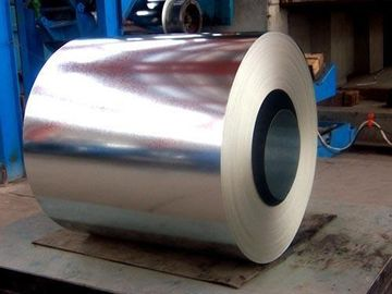 China Corrosion Resistant Parts Of Cars Galvanized Steel Coil With ISO 9001 Version 2008 factory