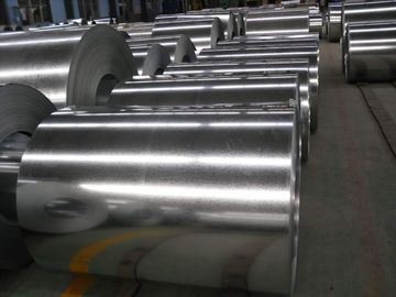 China Prepainted Galvanizing Steel Coil 0.12mm - 1.6mm Cold Rolled For Construction factory