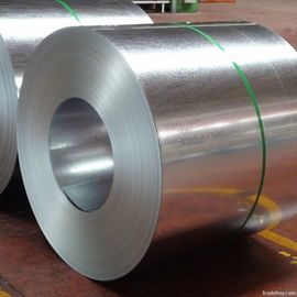 China Metal Building Material Galvanized Steel Coil 0.2mm - 2.0mm Thickness Customized factory