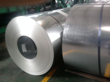 China Anti-erosion Hot Dip Galvanized Steel Sheet Coil With 600mm - 1500mm Width factory