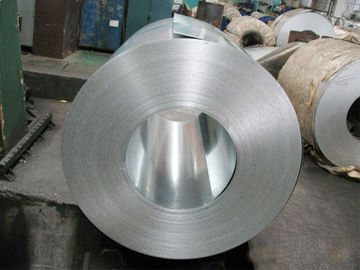 China Hot Dipped 55% AL-ZN Coated Galvanized Steel Coil For Car / Appliance factory