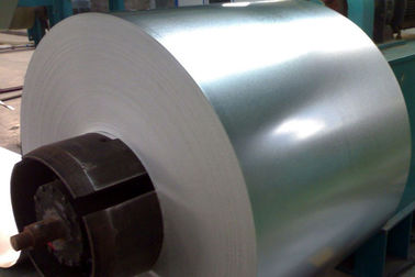 China Heat Resistance Galvanized Steel Coil AZ150 AZ120 O.2mm - 1.6mm Thickness factory
