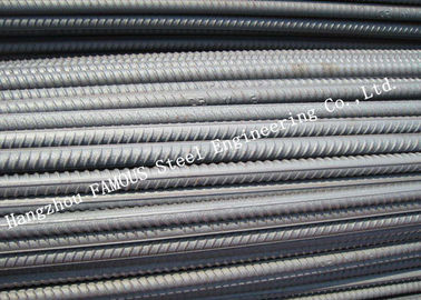China Standard Reinforcing Steel Bars 500E AS / NZS4671 Deformed Rebars factory