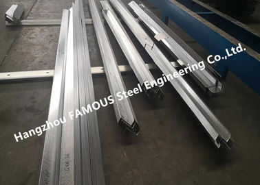 China High Strength DHS Equivalent Galvanized Steel Purlins Girts Exported to Australia factory