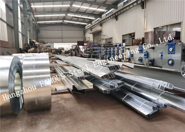China C25019 Lysaght Alternative Zeds Cees Zinc-coated Steel Purlins Girts AS/ANZ4600 Material Manufacturer factory