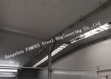 China Australia Standard Fabricated Industrial Steel Structure Frames Warehouse Shed factory