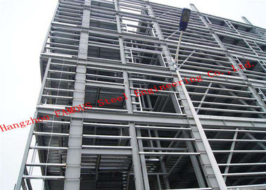 China Australia New Zealand Standard Multi-Storey Apartment Modular Steel Building factory