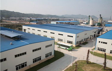 China Fast Erection Prefabricated Steel Framed Buildings Sandwich Panels factory