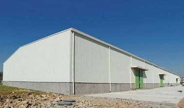 China Supermarket Steel Framed Buildings Bespoken with Structural Steel factory