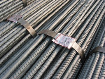 China Seismic 500E Steel Buildings Kits , High Strength Deformed Reinforcing Steel Bars factory