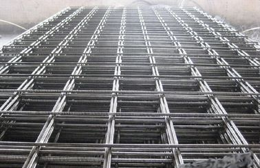 Rectangular Prefabricated Mesh Ribbed Rears Seismic 500E Rebars AS / NZS 4671