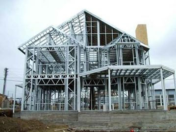 Light Steel Villa Design And Fabrication Based On Various Standards