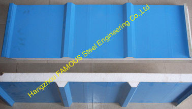 China Building High Density EPS Sandwich Panels WIth Water Resistant factory