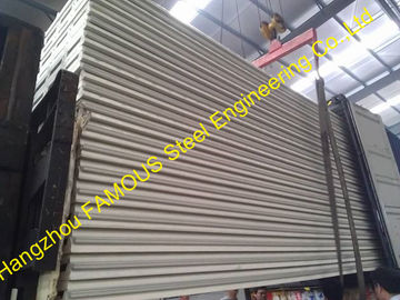 Color Steel Polyurethane Sandwich Metal Roofing Sheets Board Insulation