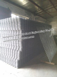 China SGS Certificated Steel Reinforcement Mesh Slabs As Pavements factory