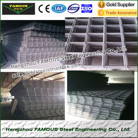China Multifunctional Steel Reinforcing Mesh Build Smaller Concreting Projects factory