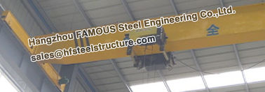 China Europe Hoist Lifting Overhead Cranes for Industrial Steel Structures factory