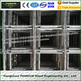 China Plain Bars Coils Steel Reinforcing Mesh Footings Residential Slabs factory