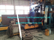 Galvanized Prefabricated Steel Aircraft Hangar Buildings Fast Erection