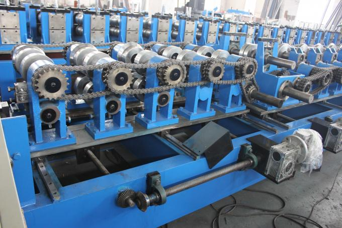 Automatic Cold Roll Forming Machine  6