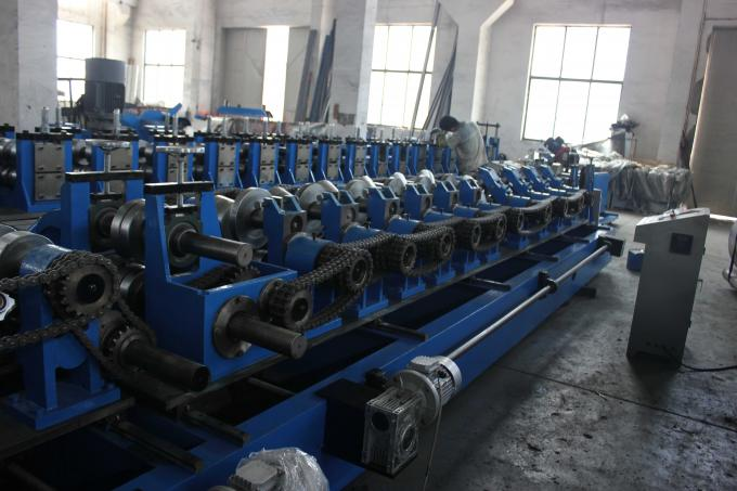Automatic Cold Roll Forming Machine  7