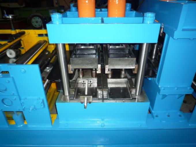 Cold Roll Forming Machine To Q195 / Q235 Carbon Steel