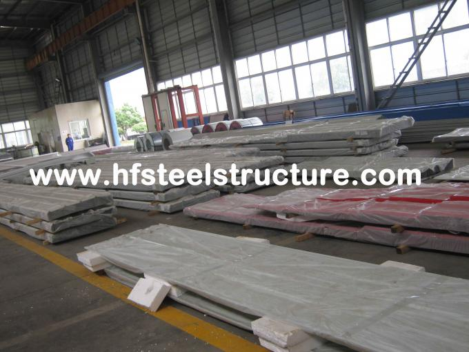 High Performance Metal Roofing Sheets Zinc Coating For Steel Building