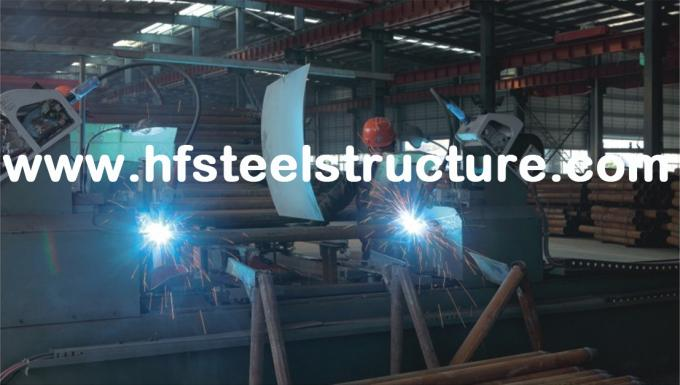 Pre-engineering Components Structural Steel Fabrications For Industrial Steel Building 4