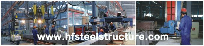 Pre-engineering Components Structural Steel Fabrications For Industrial Steel Building 3
