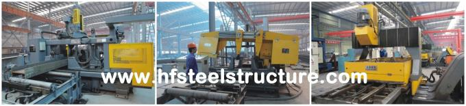Pre-engineering Components Structural Steel Fabrications For Industrial Steel Building 5