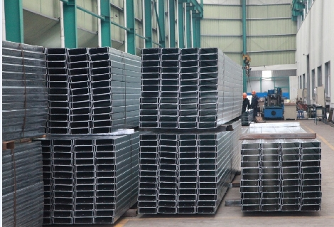 Hot Dipped Galvanized Steel Purlins Suspended Ceiling Profile-steel For Export