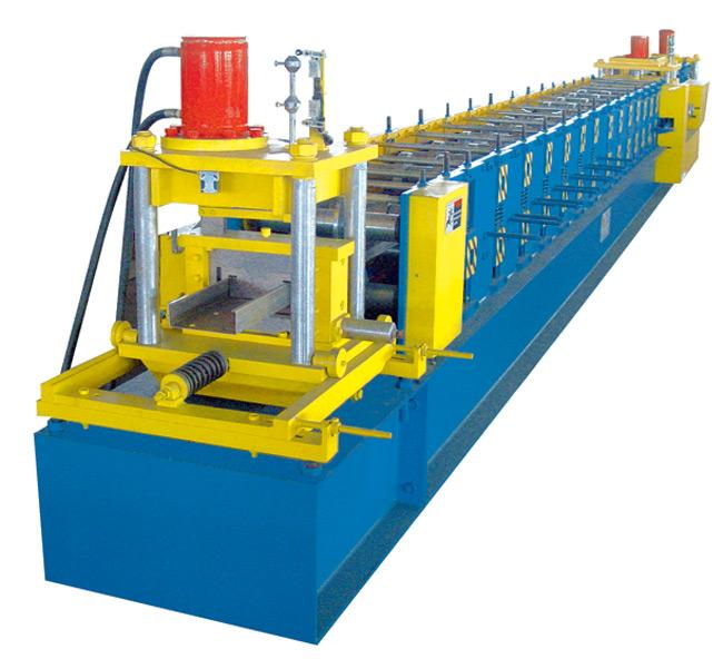 16 Main Rollers Cold Rolling Machine For Steel Metal Cz