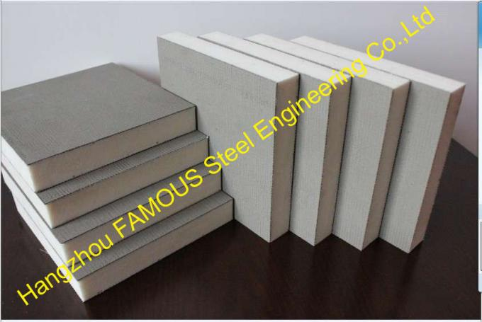 Light Weight Honeycomb Polyurethane Sandwich Panel For Movable House