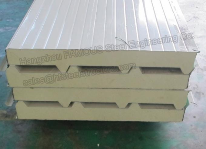 PU Cold Room Insulated Sandwich Panels 3