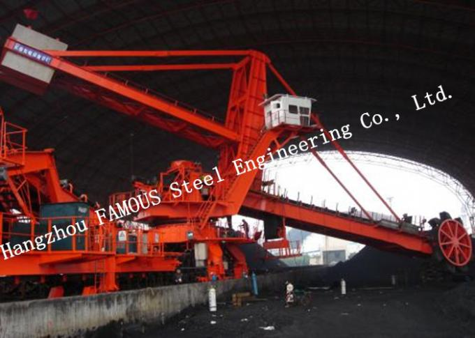 Heavy Roofing Sheet Forming Machine Structural Steel Fabrication And Design With Elevator Budget