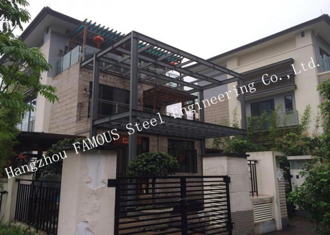 Steel Framed Building Design Of Steel Structures & Construction By Famous Architecture Firm