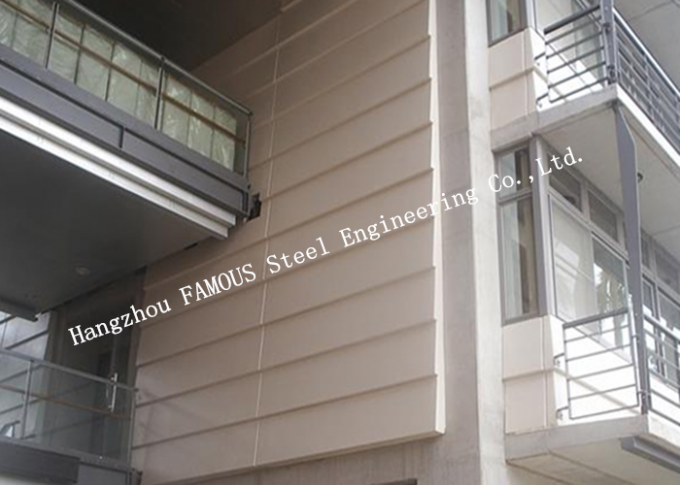 Precast Light Weight Concrete FASEC Prefab-I Panel For Interior And Exterior Walls