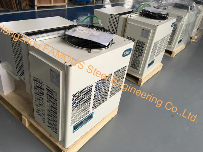 Modular Assembly Fresh Meat Storage Walk In Chiller Rooms Restaurant Commercial Cold Storage Room