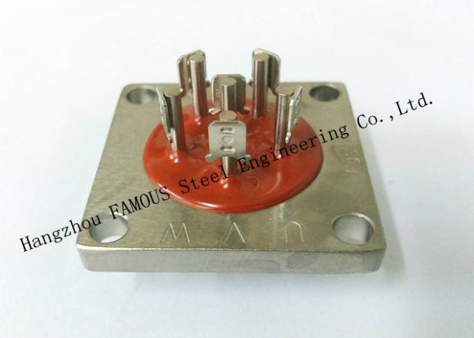 Semi Hermetic Compressor Terminal Plate Cold Room Panel Used In Refrigeration