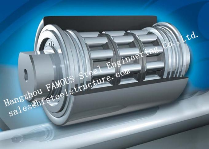 Stainless Water Proof Forged Steel Rolls For Hot - Rolling Mills , High Wear Resistance