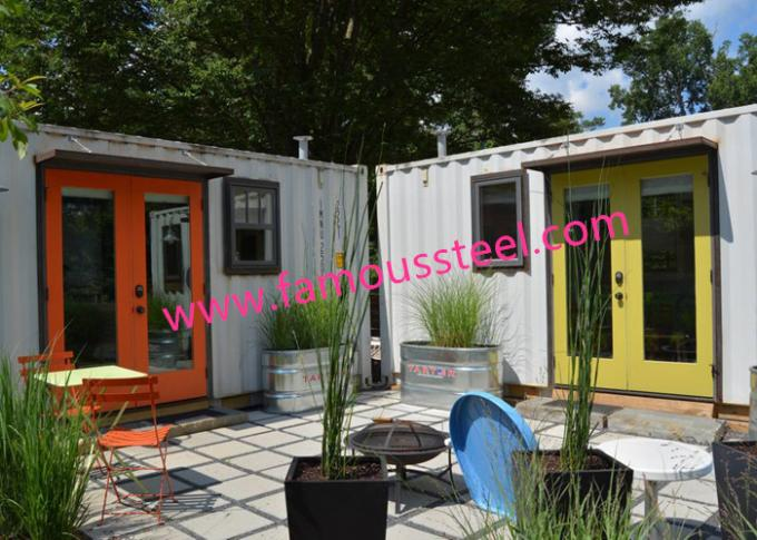 Modular Container Hotel Solutions Affordable Shipping Containers For Single-Family Options