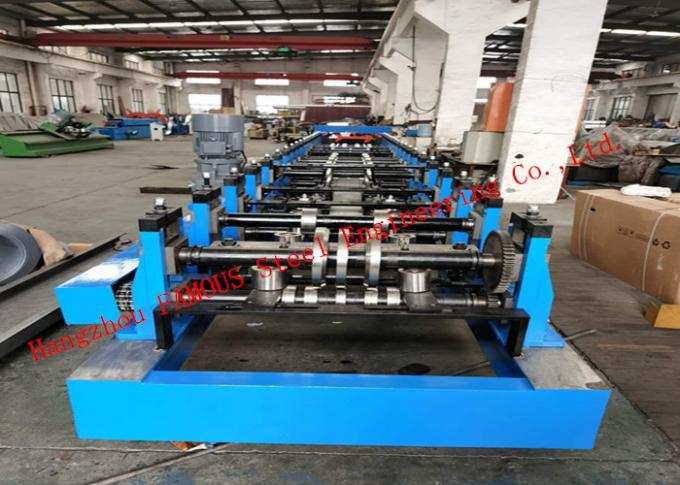 Australia New Zealand Standard Steel Structure Cold Roll Forming Machine Automatic Change C/Z Purlin 0