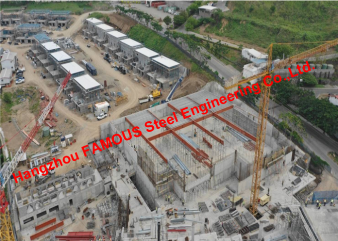 Australia Standard Steel Structure Commercial And Residential Building Complex EPC Construction 0