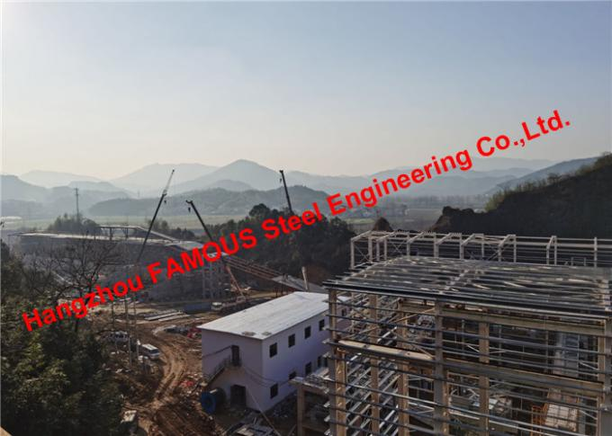Industrial Steel Structure Mine Project Turnkey Project Construction 0
