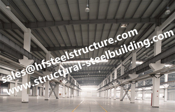 Q235 Q345 Heavy Metal Structural Steel Fabrication 2