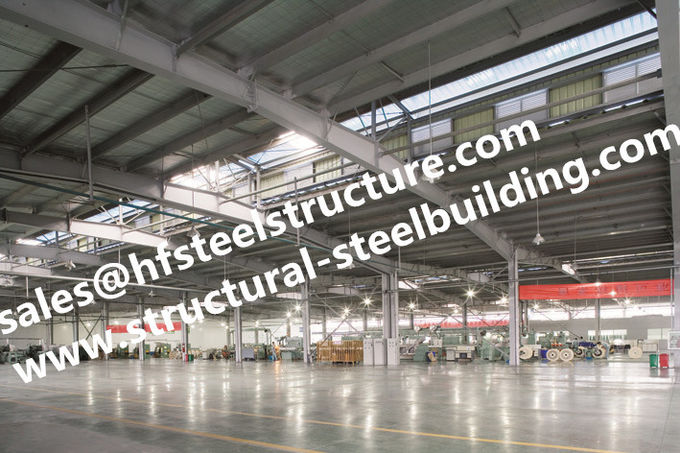Q235 Q345 Heavy Metal Structural Steel Fabrication 0