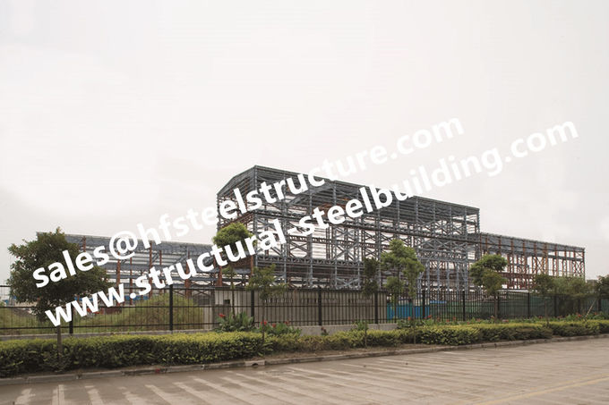 Structural Steel Hotel Contractor And Industrial Steel Buidings for Warehouse